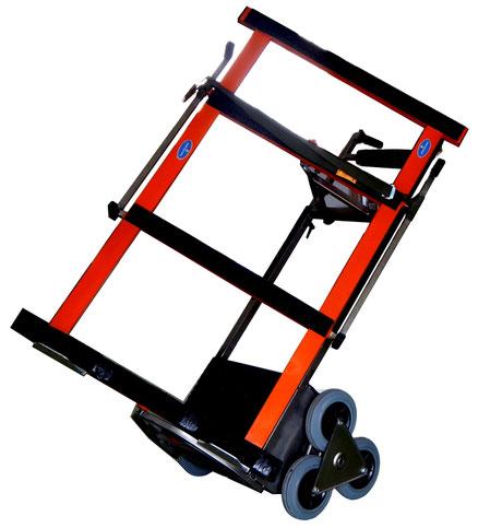 saliscale per serramenti , carrello porta porte blindale - TCS/Elviotrolley