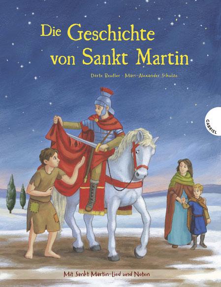 Die Geschichte von Sankt Martin 10|2017 Gabriel