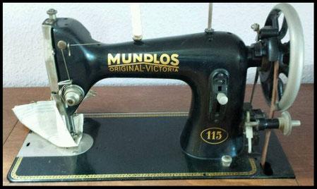 MUNDLOS   ORIGINAL - VICTORIA  115