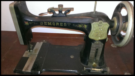 1886 Demorest Sewing Machine (by Joanne)