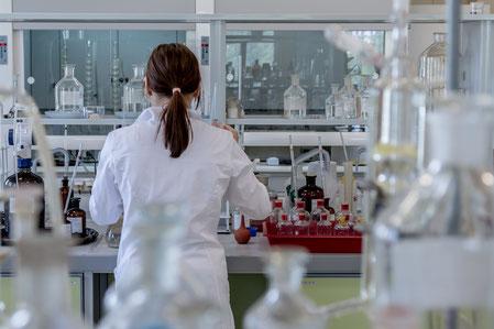 Labor, Forschung und Entwicklung, Trockene Augen, Sicca Syndrom
