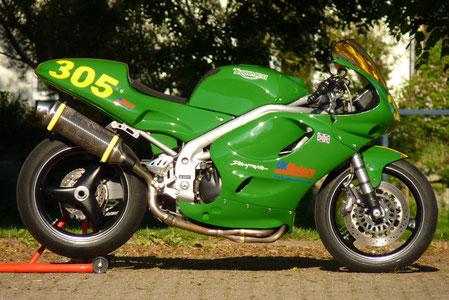 UKMotors, Uwe Kaiser, Triumph Daytona