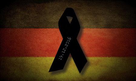 Wir trauern mit euch