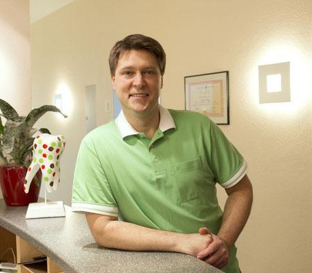 Zahnarzt André Schnierer in Braunlage begrüßt Sie herzlich