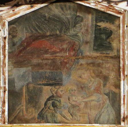 Tarrano - Eg. St Vitus - Naissance de St Jean