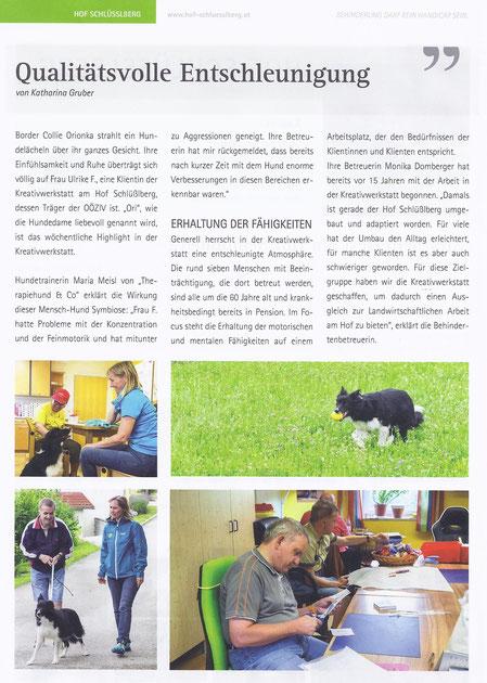 OÖ ZIVIL-INVALIDENVERBAND Ausgabe 3/14