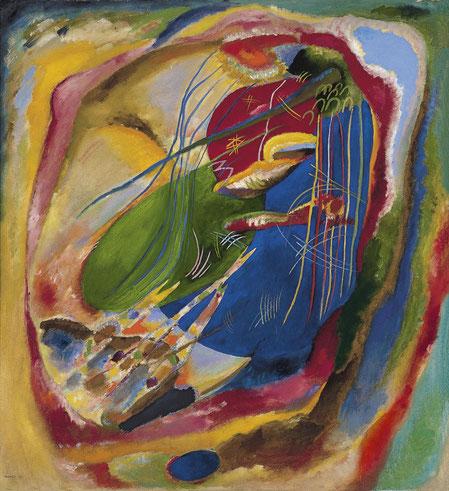 """""""Tres Manchas"""" Kandinsky"""