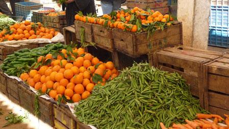 Des fruits et légumes de qualité