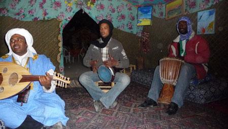 """Soirée Marocaine au Camping """"Prends ton temps de Zagora"""""""