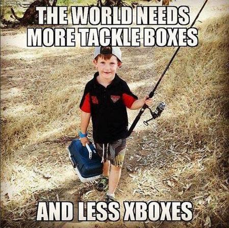 Take a Kid Fishing!!!!