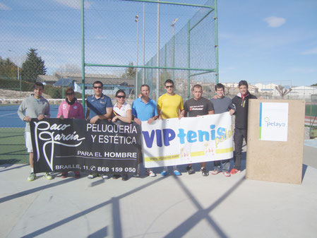 Torneos Benéficos Cáritas 2013 Cehegín