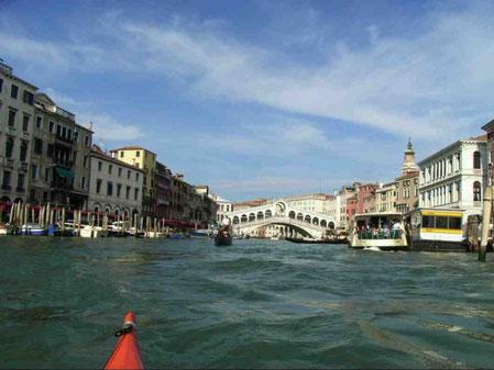 Sa 19.09.2008, Kajaktour mal ganz anders, ich kann Venedig nur empfehlen