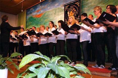 Jubiläumsliederabend - 120 Jahre - 2013  - Chorleitung: Rudolf Wurm