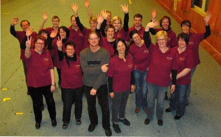 Jungchor Pro-Ton 2011 -  Chorleitung: Michael Kopieniok