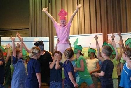 Singmäuse 2008