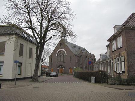Bunschoten-Spakenburg bestemmingsplan Centrale As cultuurhistorie