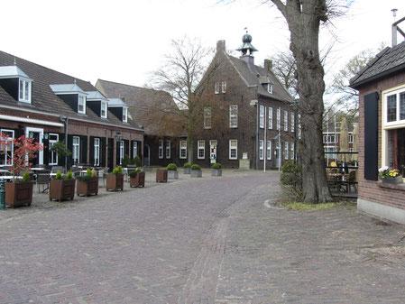 Gemeente Bernheze gebiedsomschrijvingen Heesch Nistelrode Heeswijk Dinther