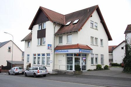 Gebäudeansicht Zahnarztpraxis Jürgen Werner in Wetzlar-Dutenhofen
