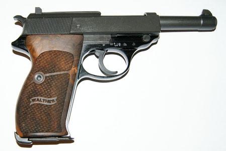 Walther P38 und P08