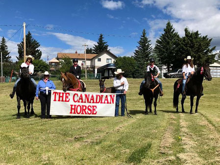 Parade - Canada Day  2018 in Cremona