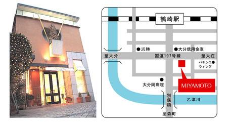 【JR鶴崎駅より徒歩5分:鶴崎駅バス停より徒歩3分】