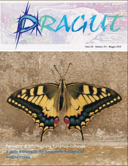 il primo numero di Dragut nella nuova veste editoriale
