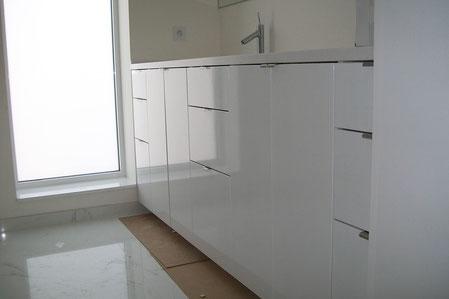 meuble de salle de bain sur mesure à saint jean de monts