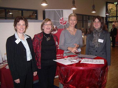 Antje Diller-Wolff beim Treffen des Unternehmerinnen-Netzwerk U-Netz Heidekreis e.V.