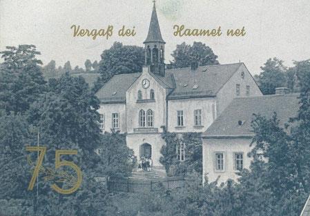 Bild: Teichler Wünschendorf Erzgebirge Schul und Heimatfest 1952