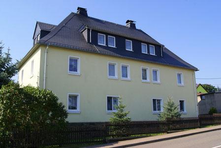 Bild: Teichler Wünschendorf Erzgebirge Gemeindeamt