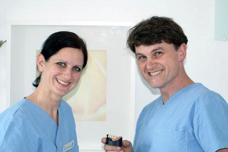Herzlich Willkomen in der Zahnarztpraxis Dres. Sindlinger in Winkelhaid im Nürnberger Land