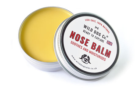 hundestrand natürliches Nasenbalsam Hundebalsam Wild Dog Nose Balm