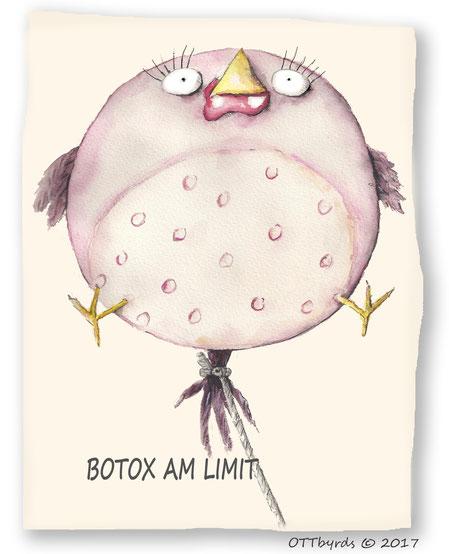 Botox, schönheits op,beauty, am limit,ottbyrds, schönheitsfehler