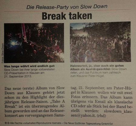 Bild: Südtiroler Tageszeitung