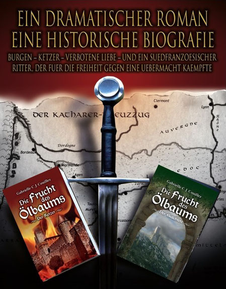 Katharer, Albigenser, Bogomilen, Rosenkreuzer, Carcassonne