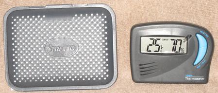 Hygromètre et thermomètre 412898