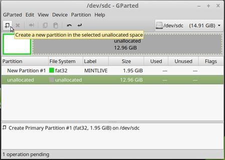 linux betriebssystem download für usb stick