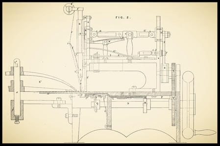 British Patent 966   William H. Johnson   April 21, 1853