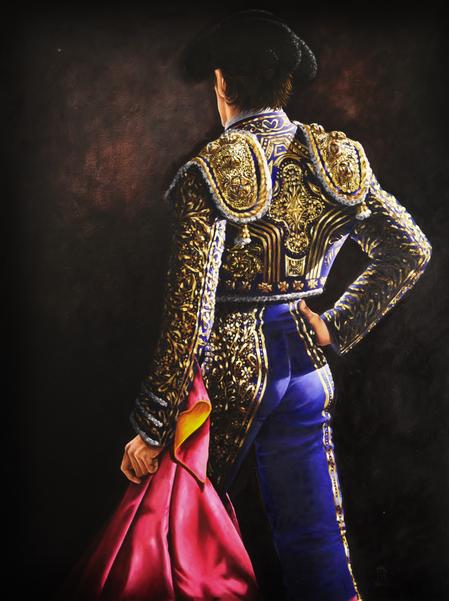 corrida-peinture-art-tauromachie-torero-castella
