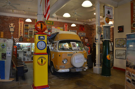 Route 66-Museum in Pontiac