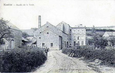 moulin de Lavaux 1903