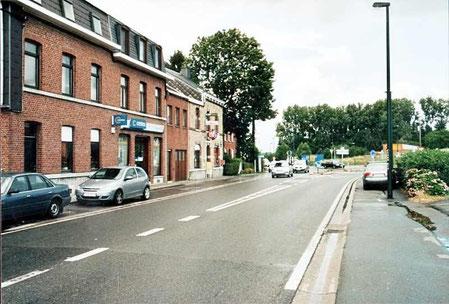 La route de Huy en le 07/08/2007