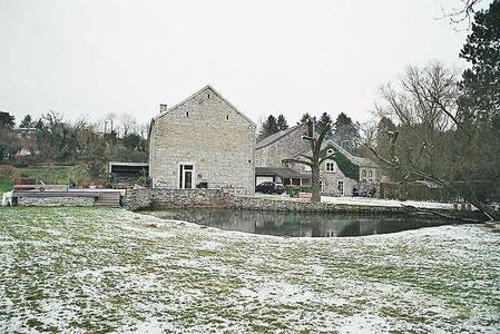 Le moulin de Lavaux fevrier 2009