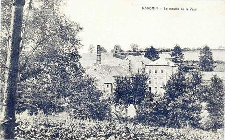 Le moulin de lavaux 1931