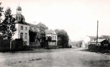 Le château de Freyneux Nandrin