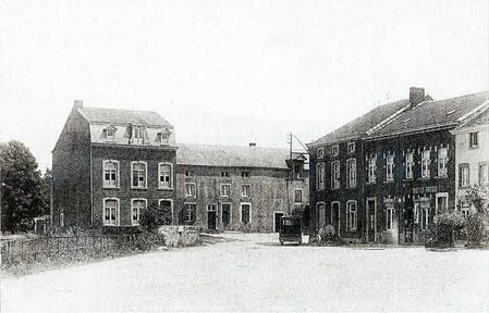La place du Baty 1931