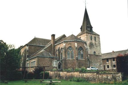 Eglise juillet 2007