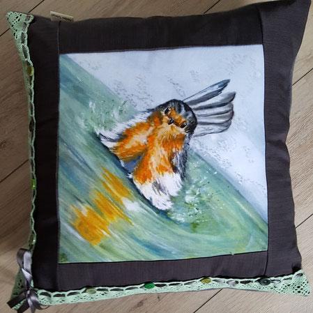 Splashing robin 9