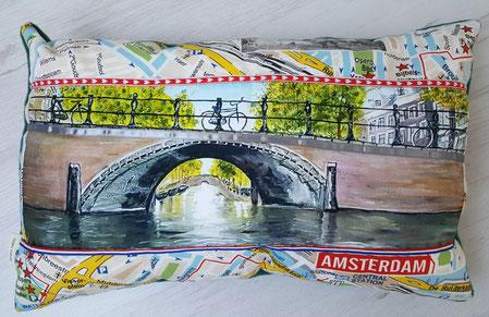 Amsterdam the seven bridges 4