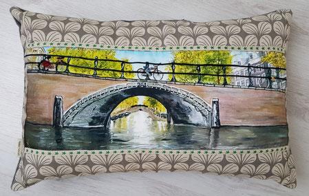 Amsterdam the seven bridges 6